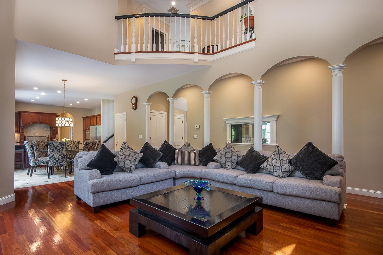 Living Room Southborough, MA